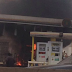 Fires razes down NNPC fuel station in Lagos (Photos)