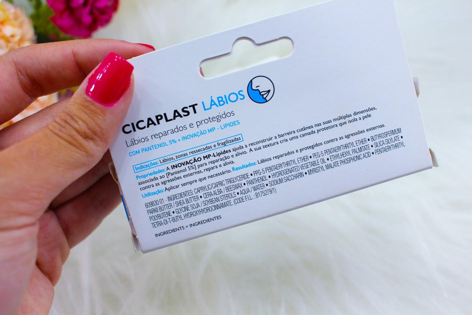 Resenha: Cicaplast Lábios Reparador da La Roche Posay