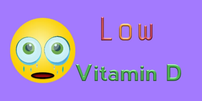 Vitamin D Low Effects । Vitamin D Insufficiency And Deficiency Symptoms