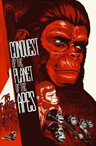 Conquest of the Planet of the Apes Poster