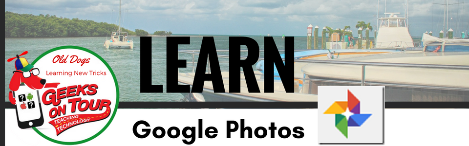 Learn Google Photos