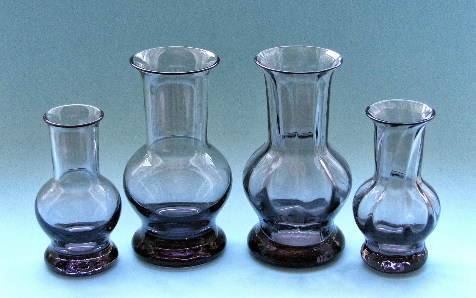 Frank Thrower Glass Designs: ming vases