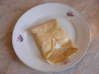 Clatite umplute cu branza dulce retete culinare,