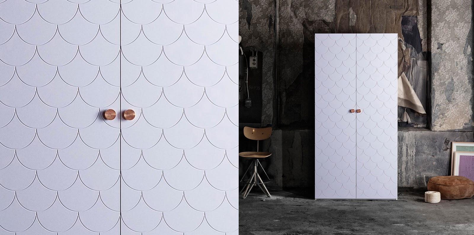 spesso Personalizzare mobili IKEA in modo creativo | ARC ART blog by  NV16