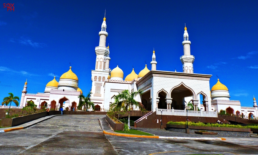 The Grand Mosque in Cotabato City