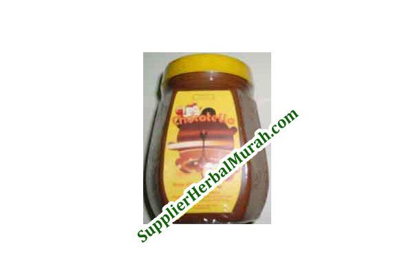 Selai Chocotella Alsultan (Coklat dan Kacang)