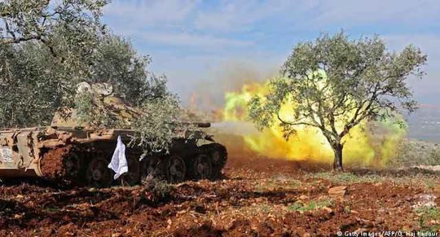 Egipto condena la ocupación turca de Arrin