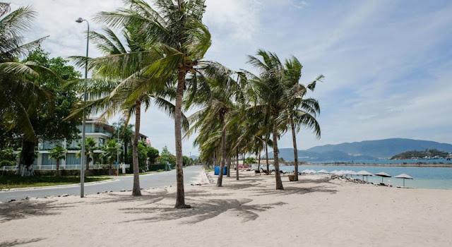 Bải biển Nha Trang tuyệt đẹp