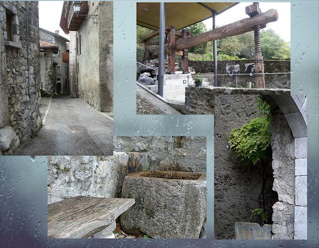 bloggertour Cerveno scorci  Valle Camonica Valle dei segni