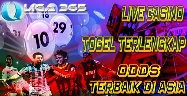 Benua365.net Situs Betting Bola Online Terbaik di Indonesia