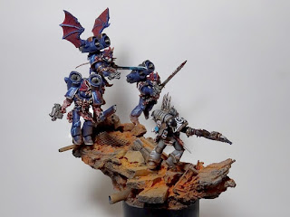 Red Tithe diorama
