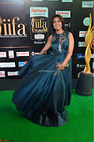 Shriya Saran in Beautiful Transparent Dark Gown IIFA Utsavam Awards 2017 027.JPG