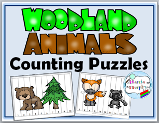 https://www.teacherspayteachers.com/Product/Counting-Puzzles-Woodland-Animals-Theme-2864381