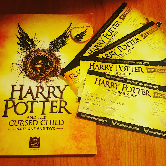 Spoiler free: Harry Potter and the Cursed Child