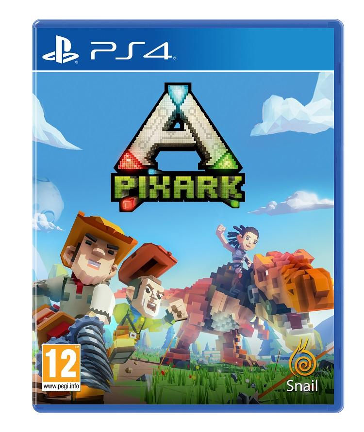 ARK Park, PixARK y ARK: Survival Evolved llegarán en físico este otoño
