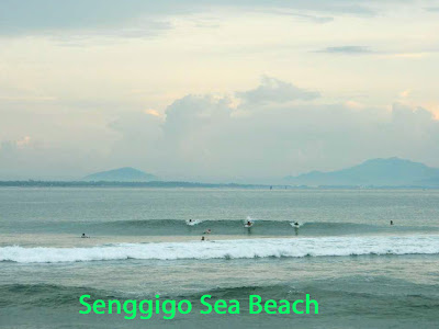 Senggigo Sea Beach