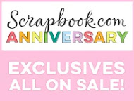 "Shop Scrapbook.com (use code ""FUNDAY4692"" and get extra 8% off on Aug. 19th"