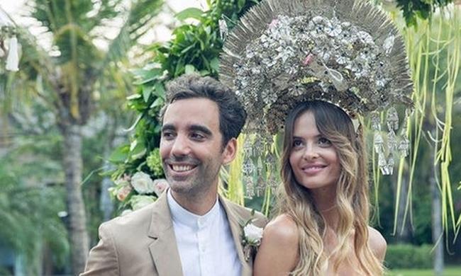 Ιωάννα Ντεντή: Ο γάμος και το οικογενειακό κειμήλιο (φωτό)