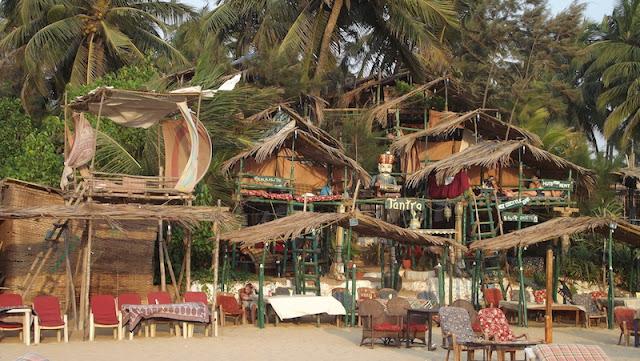 Beach Shack Experience in Goa