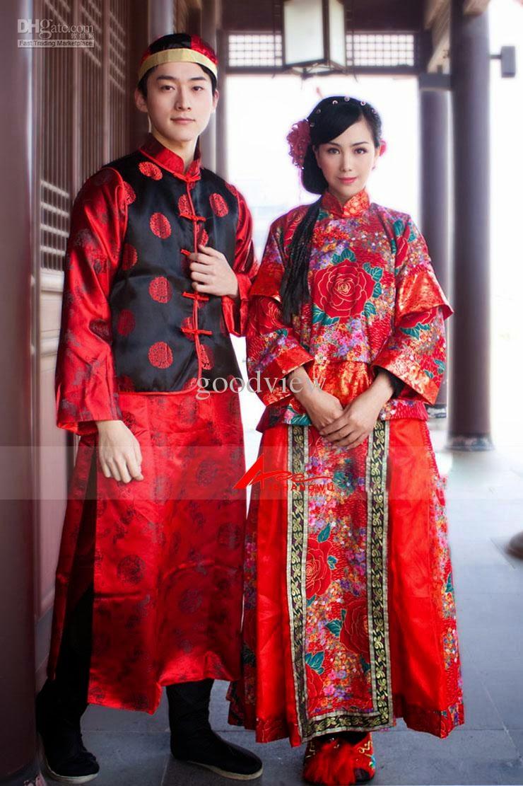 Pakaian Adat China Kuno