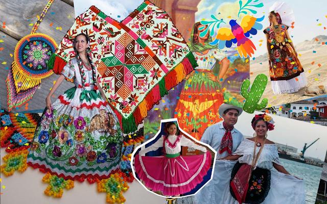 Vestidos típicos mexicanos y su importancia dentro de nuestra cultura
