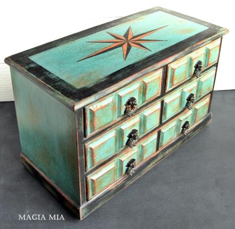 nautical chest