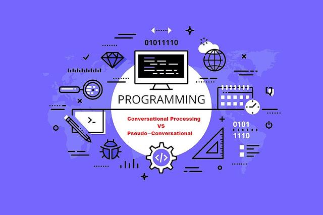 Pseudo−Conversational Programming.
