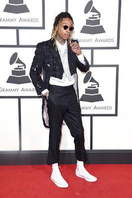 LEO KLEIN - GRAMMY 2016 - Wiz Khalifa