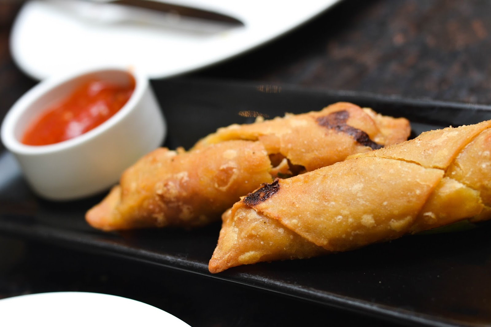 Thai spring rolls in lagos