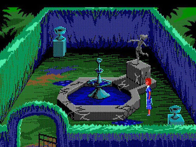Videojuego The Colonel's Bequest