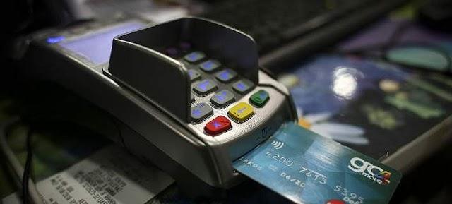 Κράτος..Κουλοχέρης για την χρήση καρτών