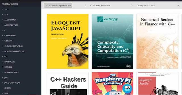 600 libros de programación gratis en PDF