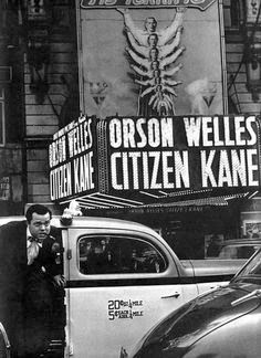 Orson Welles Citizen Kane 1941 movieloversreviews.filminspector.com