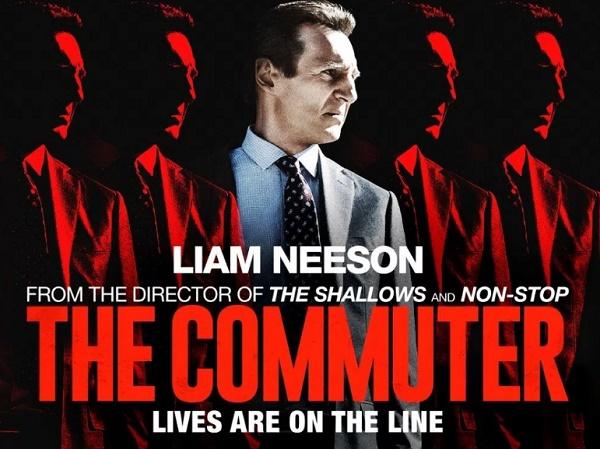 film terbaru januari 2018 the commuter