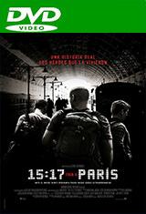 15:17 Tren a París (2018) DVDRip Latino AC3 5.1