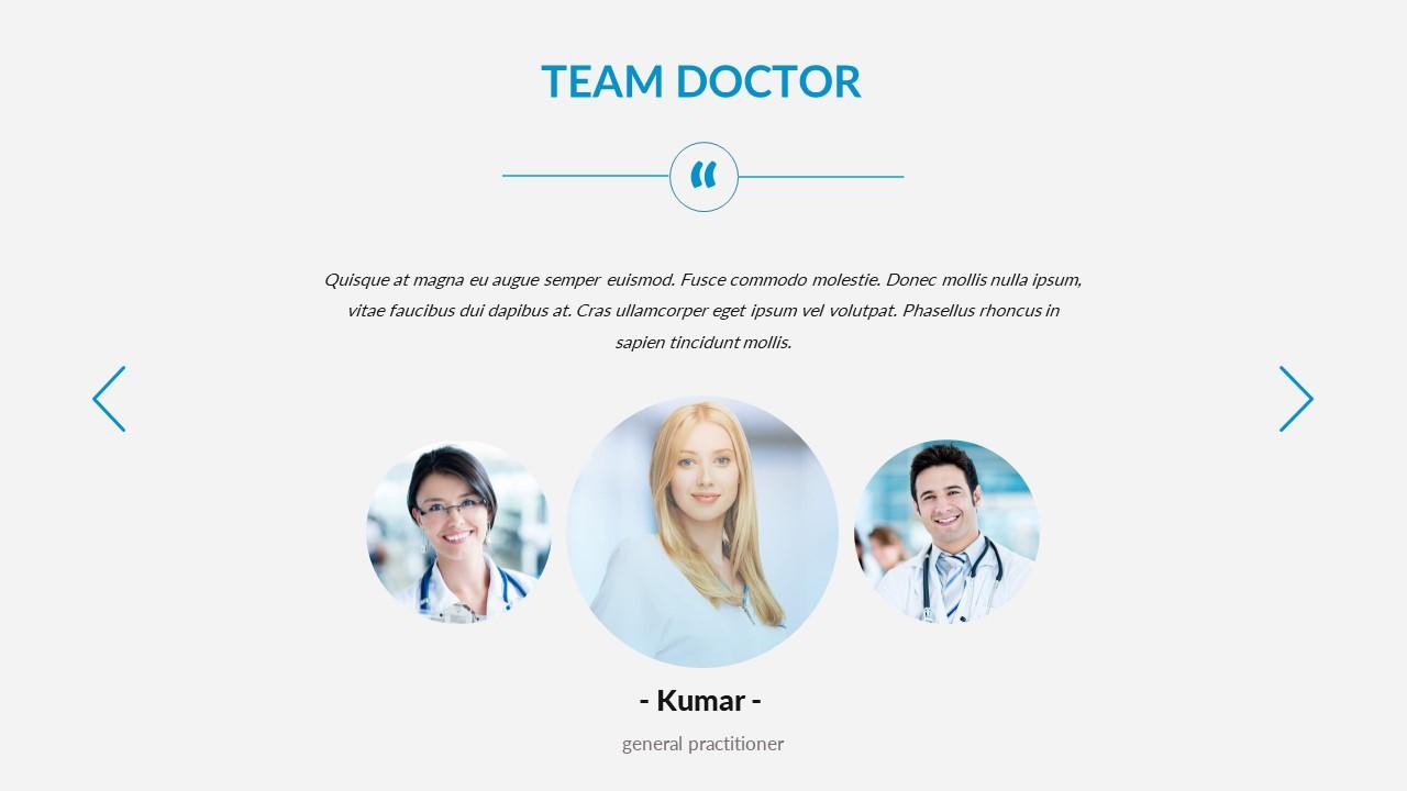 قالب بور بوينت طبي من أجل عروض تقديمية صحية رائعة 2017