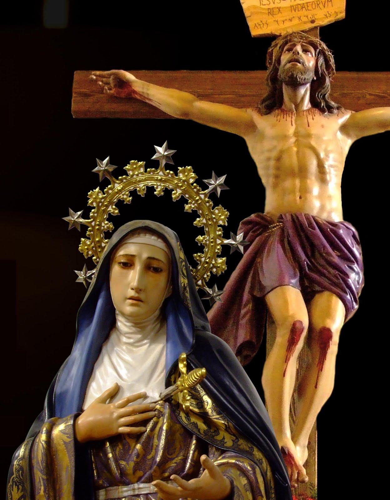 Los 7 Dolores de la Santísima Virgen María