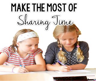 This post includes time savers and organizational ideas for writer's workshop. Freebies included.