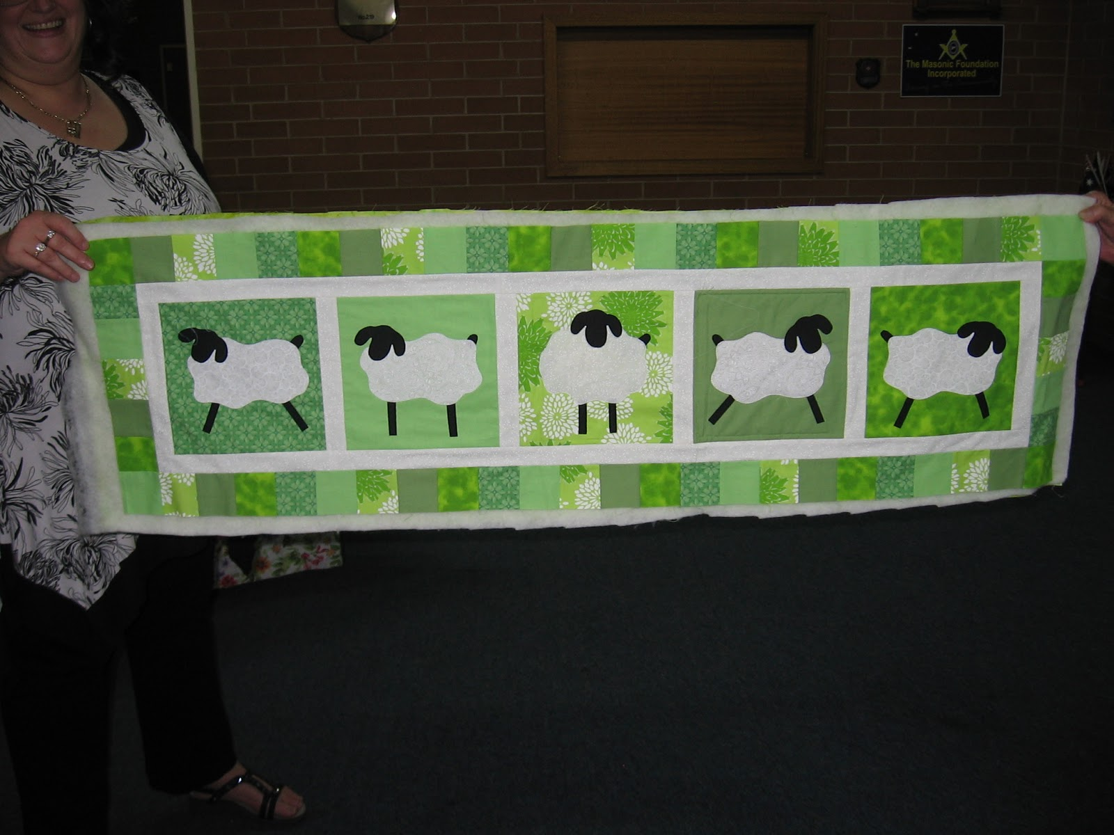 New Member Introduction Lisa Scarfe Art Quilts Around The World