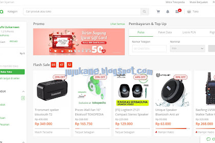 Tata Cara Transaksi Membeli Barang Di Tokopedia, Pembayaran Lewat Indomaret / Alfamart