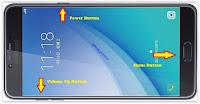 Hard Reset Samsung Galaxy C7 Pro