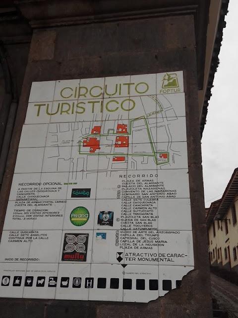 Circuito turístico Cuzco