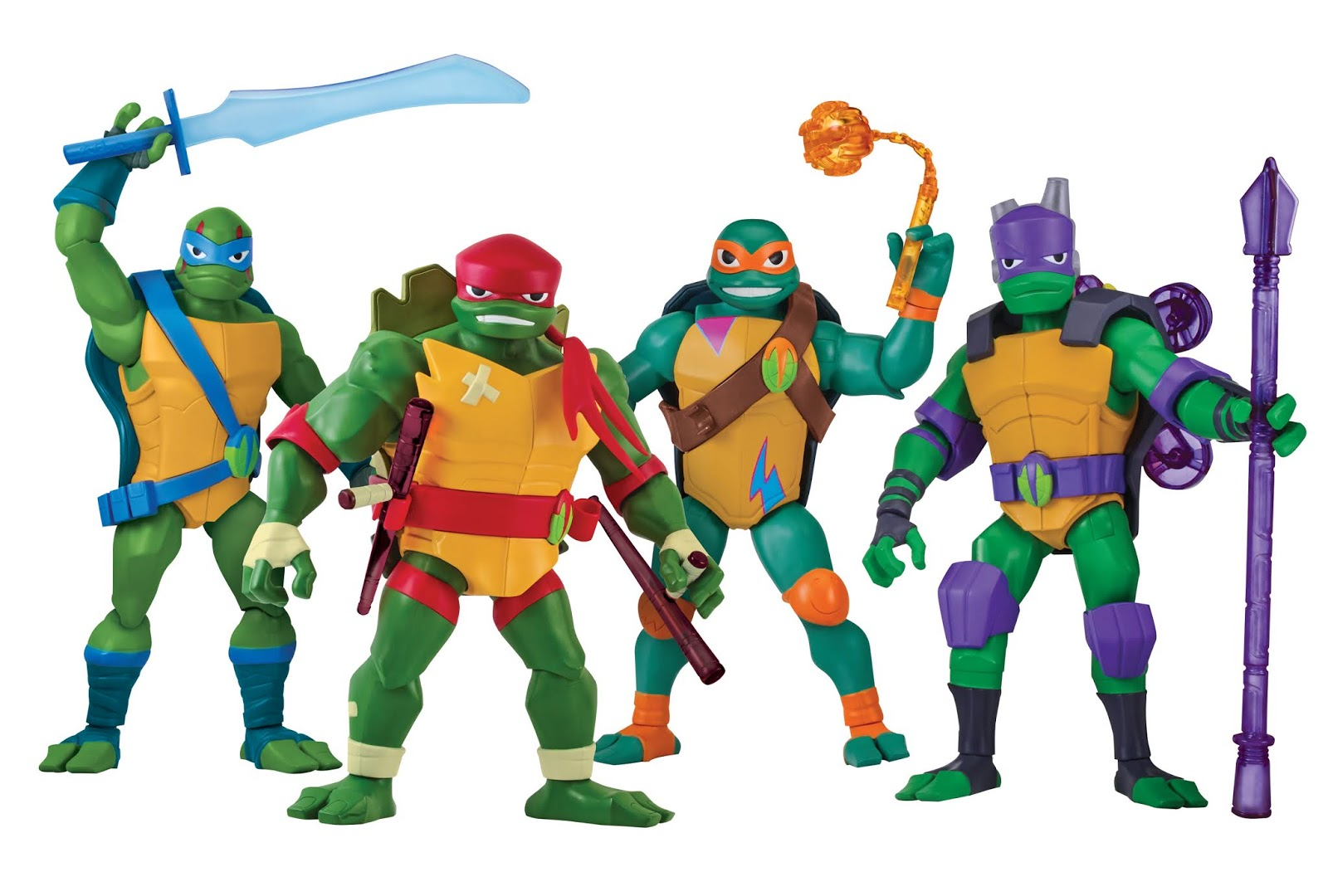 """NickALive!: JCPenney Unwraps Its """"Top 20 Toys"""" List for ...Ninja Turtles Toys Nick"""