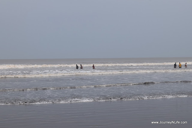 Weekend bike trip Pune-Diveagar-Shrivardhan Beach