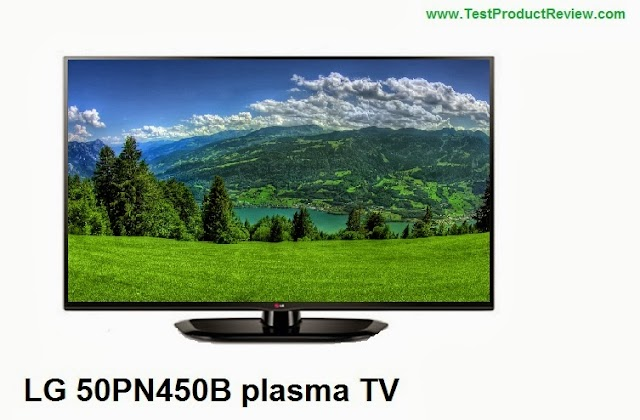 LG 50PN450B 50-inch HD plasma TV review