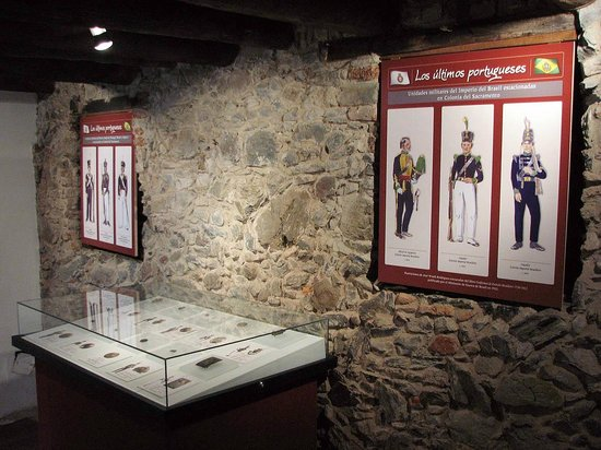 Museus na Colonia del Sacramento no Uruguai