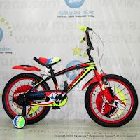 Sepeda Anak BMX Turanza 18 Inci