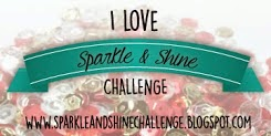 Sparkle & Shine Challenge Blog