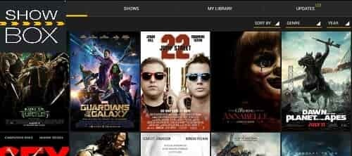 8+ Aplikasi HP Streaming Film & TV GRATIS & Popular 4