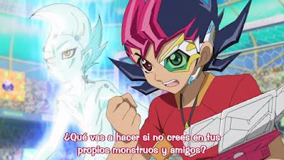 Ver Yu-Gi-Oh! ZEXAL Temporada 1: Carnaval Mundial del Duelo - Capítulo 27
